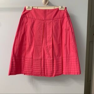 Alfred Sung Pleated Circle Skirt